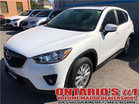 2015 Mazda CX-5 GS (Stk: 81871A) in Toronto - Image 1 of 21