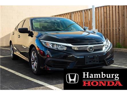 2017 Honda Civic LX (Stk: T5074) in Niagara Falls - Image 1 of 17