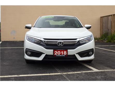 2018 Honda Civic Touring (Stk: T5120) in Niagara Falls - Image 2 of 19