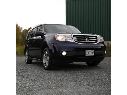 2015 Honda Pilot EX-L (Stk: U5316A) in Woodstock - Image 2 of 10