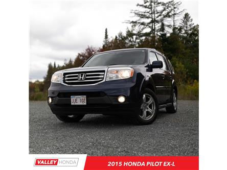 2015 Honda Pilot EX-L (Stk: U5316A) in Woodstock - Image 1 of 10