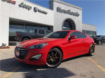 2016 Hyundai Genesis Coupe 3.8 R-Spec (Stk: 24377T) in Newmarket - Image 1 of 21