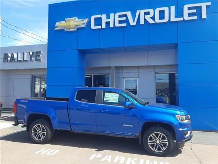 2019 Chevrolet Colorado LT (Stk: G1440) in Rexton - Image 1 of 18