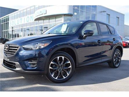 2016 Mazda CX-5 GT (Stk: A-2413) in Châteauguay - Image 1 of 30
