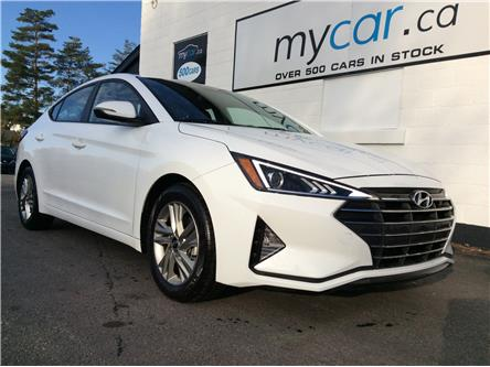 2020 Hyundai Elantra Preferred (Stk: 191578) in Richmond - Image 1 of 21