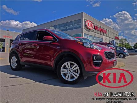 2019 Kia Sportage LX (Stk: P10556) in Hamilton - Image 1 of 13