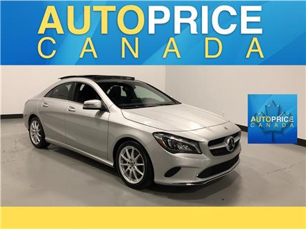 2018 Mercedes-Benz CLA 250 Base (Stk: W0660) in Mississauga - Image 1 of 26