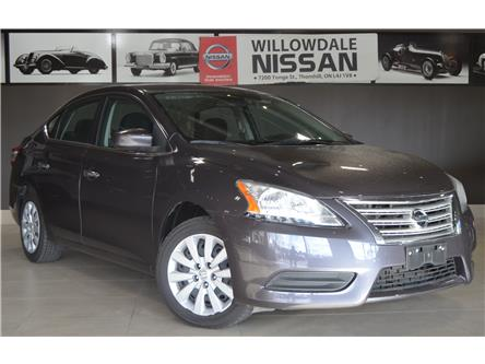 2014 Nissan Sentra 1.8 SV (Stk: C35166A) in Thornhill - Image 2 of 28
