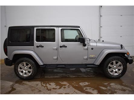 2015 Jeep Wrangler Unlimited Sahara (Stk: B4881) in Cornwall - Image 1 of 28