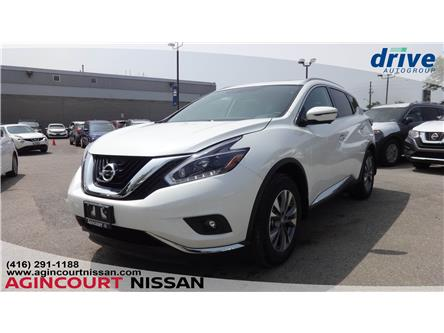 2018 Nissan Murano SL (Stk: U12660) in Scarborough - Image 1 of 27