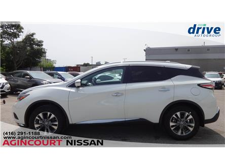 2018 Nissan Murano SL (Stk: U12660) in Scarborough - Image 2 of 27