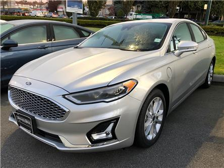 2019 Ford Fusion Energi Titanium (Stk: 19515) in Vancouver - Image 1 of 9