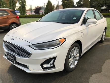 2019 Ford Fusion Energi Titanium (Stk: 19518) in Vancouver - Image 1 of 9