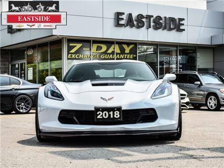 2018 Chevrolet Corvette Grand Sport (Stk: J5102527) in Markham - Image 2 of 26