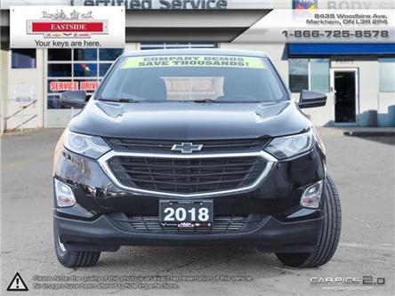 2018 Chevrolet Equinox LT (Stk: J6204172) in Markham - Image 2 of 27