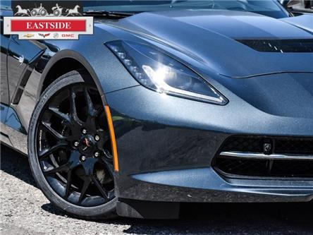 2019 Chevrolet Corvette Stingray Z51 (Stk: K5108843) in Markham - Image 2 of 23