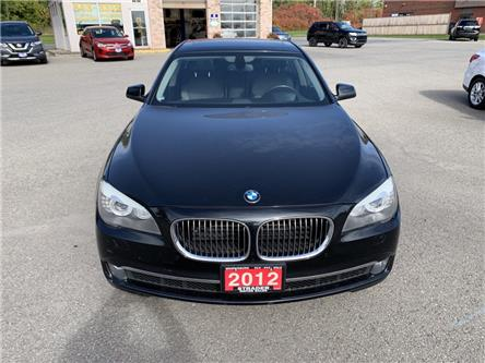 2012 BMW 750i xDrive (Stk: dbs1) in Morrisburg - Image 1 of 10