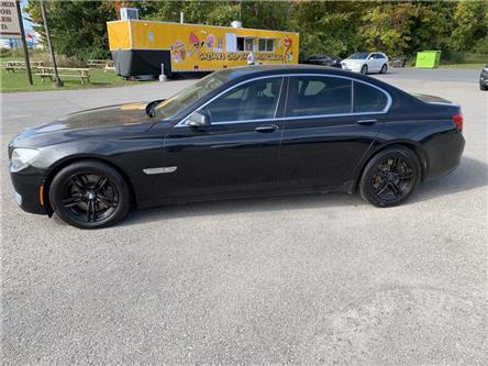 2012 BMW 750i xDrive (Stk: dbs1) in Morrisburg - Image 2 of 10