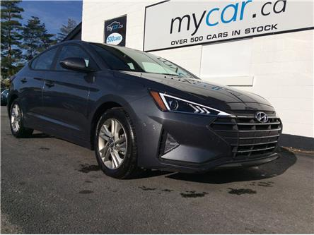 2020 Hyundai Elantra Preferred (Stk: 191580) in Richmond - Image 1 of 20
