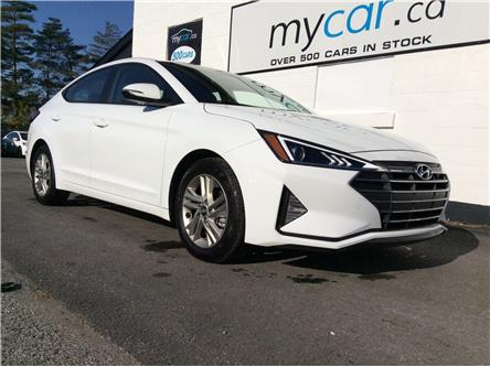 2020 Hyundai Elantra Preferred (Stk: 191579) in Richmond - Image 1 of 19