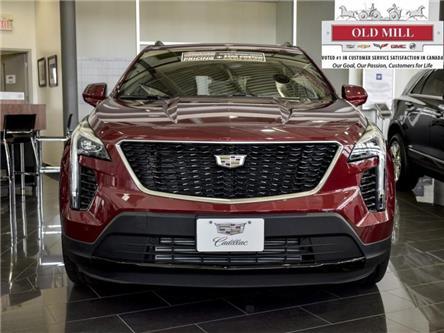 2019 Cadillac XT4 Sport (Stk: KF154493) in Toronto - Image 2 of 17