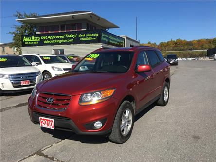 2010 Hyundai Santa Fe GL 3.5 Sport (Stk: 2577) in Kingston - Image 1 of 13