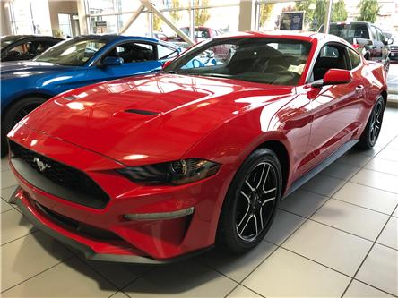 2019 Ford Mustang EcoBoost (Stk: 19483) in Vancouver - Image 1 of 6