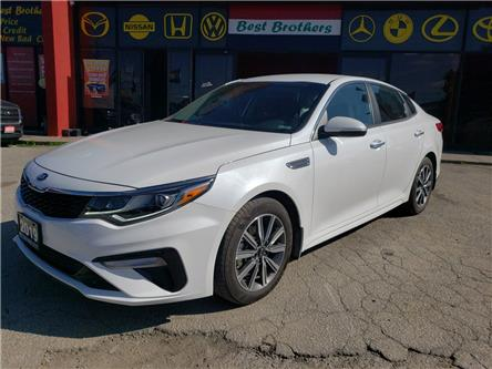 2019 Kia Optima LX+ (Stk: 310873) in Toronto - Image 1 of 15