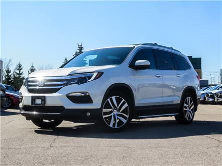 2016 Honda Pilot Touring (Stk: P2366) in Waterloo - Image 1 of 28