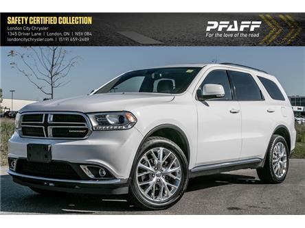 2016 Dodge Durango Limited (Stk: LC9700B) in London - Image 1 of 22
