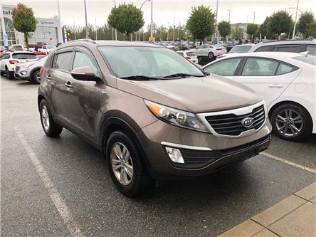 2012 Kia Sportage LX (Stk: LP045569AA) in Abbotsford - Image 1 of 5