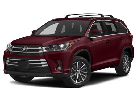 2019 Toyota Highlander XLE (Stk: 190469) in Cochrane - Image 1 of 9