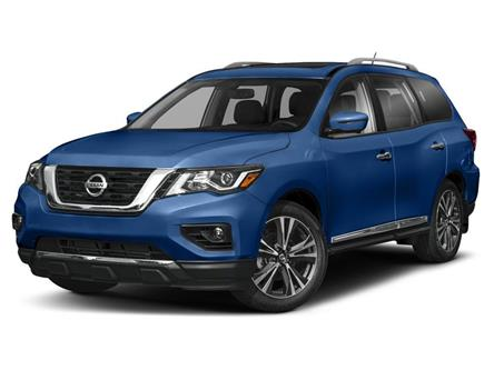 2020 Nissan Pathfinder Platinum (Stk: Y20P001) in Woodbridge - Image 1 of 9