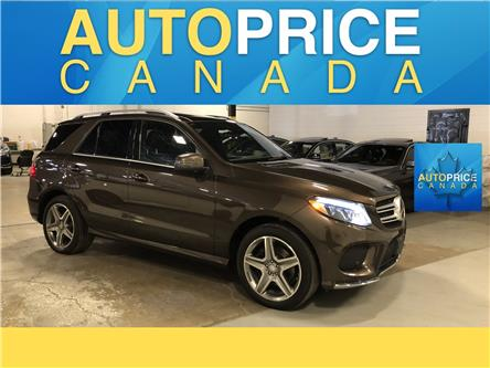 2016 Mercedes-Benz GLE-Class Base (Stk: W0661) in Mississauga - Image 1 of 29