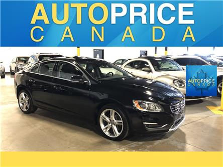 2016 Volvo S60 T5 Special Edition Premier (Stk: W0677) in Mississauga - Image 1 of 24