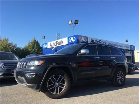 2017 Jeep Grand Cherokee Limited (Stk: 17-23350T) in Georgetown - Image 1 of 22
