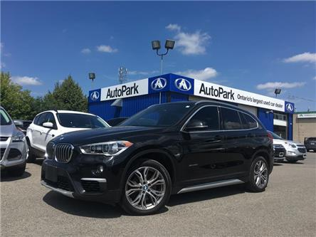 2017 BMW X1 xDrive28i (Stk: 17-68625R) in Georgetown - Image 1 of 22