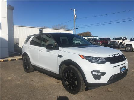 2016 Land Rover Discovery Sport HSE LUXURY (Stk: 9272A) in Wilkie - Image 1 of 25