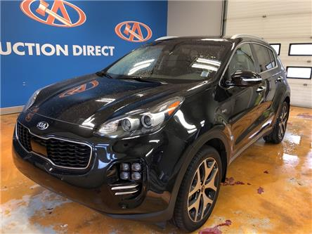2017 Kia Sportage SX Turbo (Stk: 17-058032) in Lower Sackville - Image 1 of 17