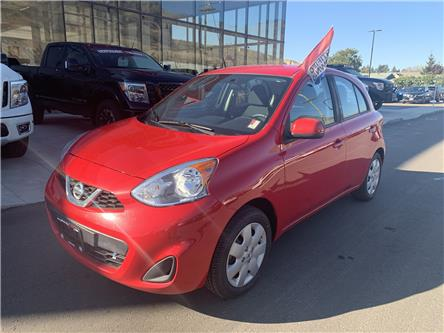 2016 Nissan Micra SV (Stk: C19066A) in Kamloops - Image 1 of 17