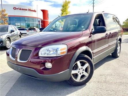 2009 Pontiac Montana SV6 FWD (Stk: 190221A) in Orléans - Image 1 of 18