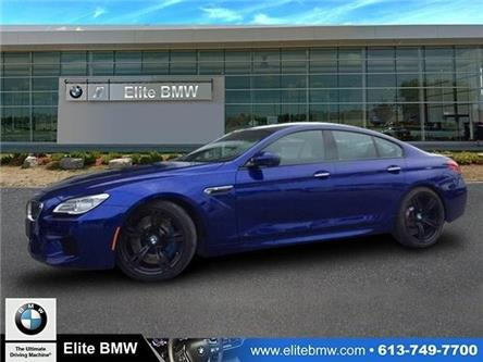 2018 BMW M6 Gran Coupe Base (Stk: P9135) in Gloucester - Image 1 of 20