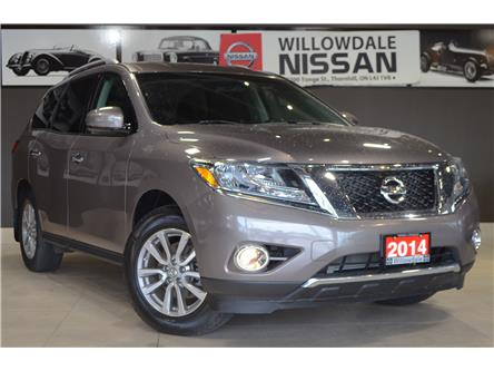 2014 Nissan Pathfinder SV (Stk: E6194A) in Thornhill - Image 2 of 31
