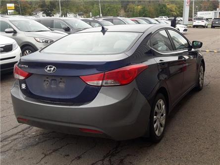 2013 Hyundai Elantra L (Stk: S6486B) in Charlottetown - Image 2 of 6
