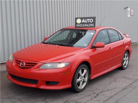 2004 Mazda MAZDA6 GS-V6 (Stk: X4746C) in Charlottetown - Image 1 of 6