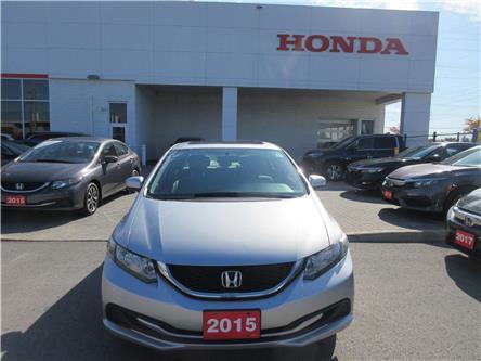 2015 Honda Civic EX (Stk: SS3668) in Ottawa - Image 2 of 18