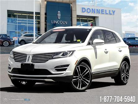 2017 Lincoln MKC Reserve (Stk: DQ231) in Ottawa - Image 1 of 27