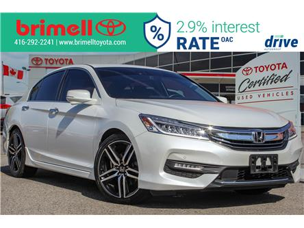 2016 Honda Accord Touring (Stk: 197509A) in Scarborough - Image 2 of 33