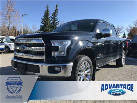 2016 Ford F-150 Lariat (Stk: K-1647A) in Calgary - Image 1 of 16