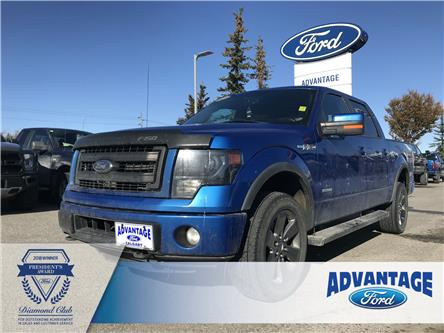 2014 Ford F-150 FX4 (Stk: K-2440A) in Calgary - Image 1 of 21